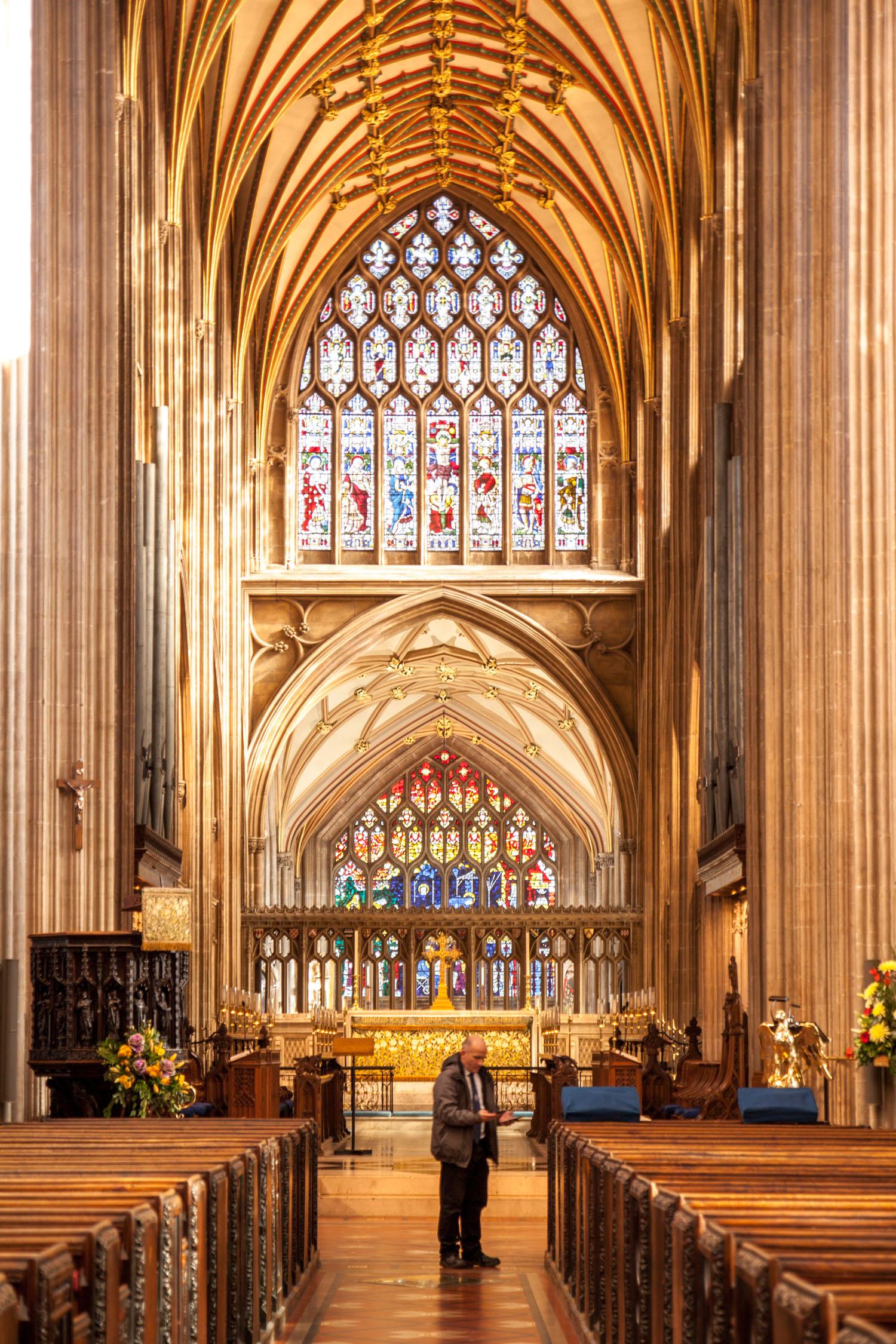 Bristol kościół St Mary